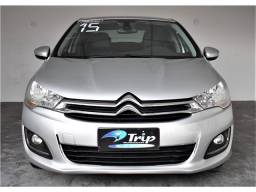 Citroen C4 lounge 1.6 tendance 16v turbo flex 4p automático