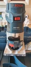 Tupia BOSCH Professional Modelo GKF600