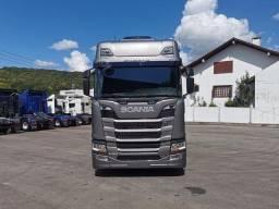 Scania RH 450 6x2 - Ano 2021