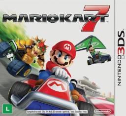Jogo Mario Kart 7 - Nintendo 3DS