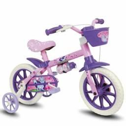 Bicicleta Bike Infantil Nathor Aro 12 Menina