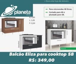 Balcão p/fogão cooktop 5b