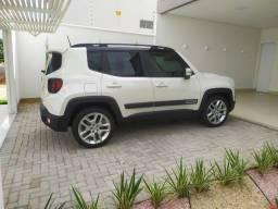 Jeep Renegate Limited Flex 13mil km branco perolizado