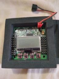 Mini Placa De Controle De Vôo Kk Kk2 2.1.5 Gyro/acc: