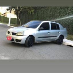 Renault Clio Sedan Authentique 1.0 16V Flex