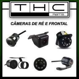 Câmera de Ré e Frontal (vários modelos)