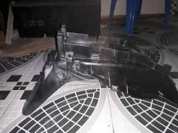 Paralama traseiro cbx twister 250