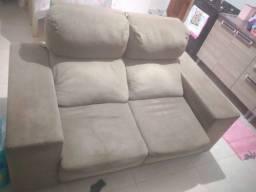 Vendo sofá de dois lugares