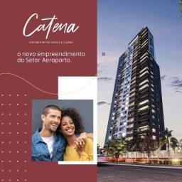 Apartamento - 2Q ou 3Q - Residencial Catena - St. Aeroporto