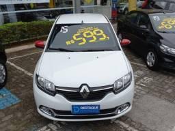 Título do anúncio: Renault Logan Dynamique 1.6 2015