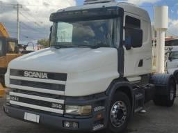 Caminhão Scania 124 360g ? Cavalo 2001
