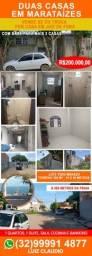 Duas casas excelentes em Marataízes (Casa Nova)