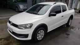 VW Volkswagen Saveiro G6 Trendline CD Completa 2° Dono Impecável Preço Real Anunciado