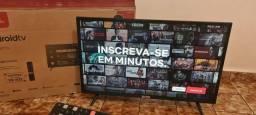 Tv smart 32 polegadas tcl ( comando de voz )