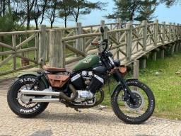 Título do anúncio: MOTO YAMAHA VIRAGO -535-customizada