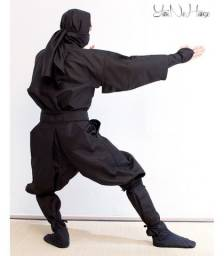 Aulas Ninjas e Kung Fu