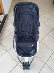 Título do anúncio: Carrinho de bebê Safety 1St Travel System MOBI - Preto e Prata