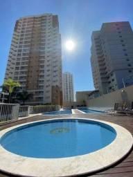 Jardim Olívia - 63m², Completo Armários / 02 quartos / Ar-condicionado