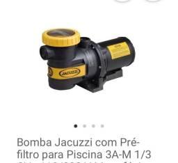 Bomba Jacuzzi 3A-M Semi Nova
