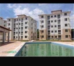 Título do anúncio: Apartamento no residencial ideal BR