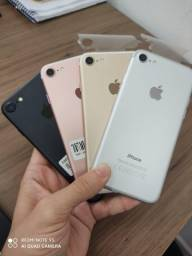 !!Super Promoção - Iphone 7 128GB De vitrine com 1 ano de garantia + Brindes!!