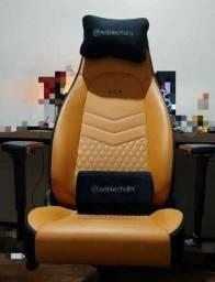 Cadeira gamer Icon Cognac