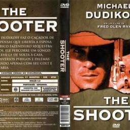 Dvd original - the shooter - (usado)