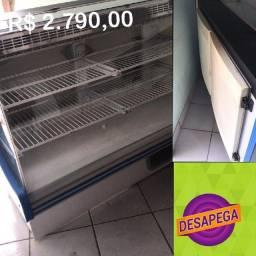Balcão expositor refrigerado Frost Free desapega