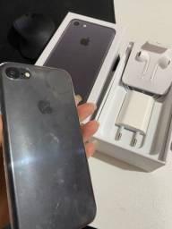 Iphone 7, 32gb estado de novo