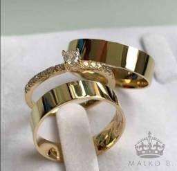 Alianças de Moeda Antiga para Casamentos & Noivados