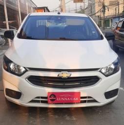 Onix Sedan Joy Plus 1.0/ 2020 COMPLETO + GNV ( ENTRADA R$ 5.000,00 + 48X 1.460,00)