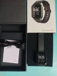 ABERTO APENAS PARA TIRAR FOTOS!!! Smartwatch Haylou LS02 Xiaomi