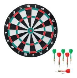 Jogo de Dardos 30cm ZF3391 Arte Game 2em1