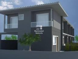 Sobrado 2 Dormitórios, 74m² por R$ 210.000,00 Forquilhas, São José - SC
