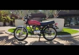 CG bolinha Honda 125