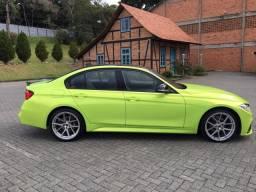 BMW 320i 2.0 Turbo Active Flex 2015 ( a mais famosa do Brasil)