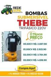 Bombas Submersíveis Trifásico 00.50