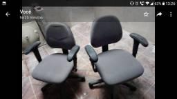 Cadeiras de escritório usadas - 150,00 cada