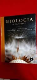 Biologia de Campbell 10ª edição em perfeito estado