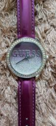 Relógio GUESS GLITTER ORIGINAL Lilás