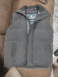 Título do anúncio: Jaqueta tipo colete marca Santa Barbara