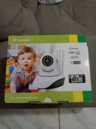 Câmera para neném