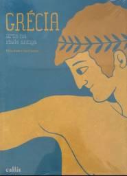Grécia - Arte na Idade Antiga (Sueli Lemos e Edna Ande)
