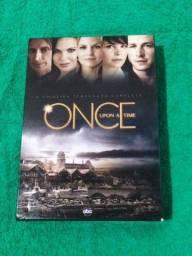 dvd 1ª temporada Once upon a time