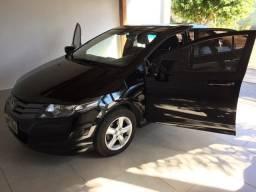Honda City Dx 16v Flex 4p Automático Impecável