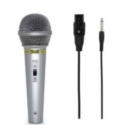 microfone moderno sem ruidos alta performance novo