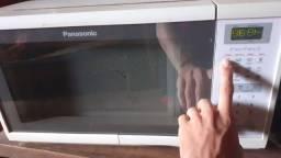 Título do anúncio: Micro-ondas Panasonic