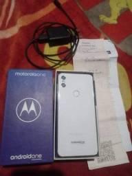 Moto One 64/4 completo, só trocas em aparelhos Xiaomi