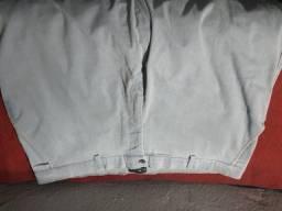 Título do anúncio: Calça Pntl Masculina tamanho 56 usada uma vez
