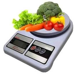 Balança Digital De Precisão Cozinha 10kg Nutrição E Dieta Com Entrega Grátis*